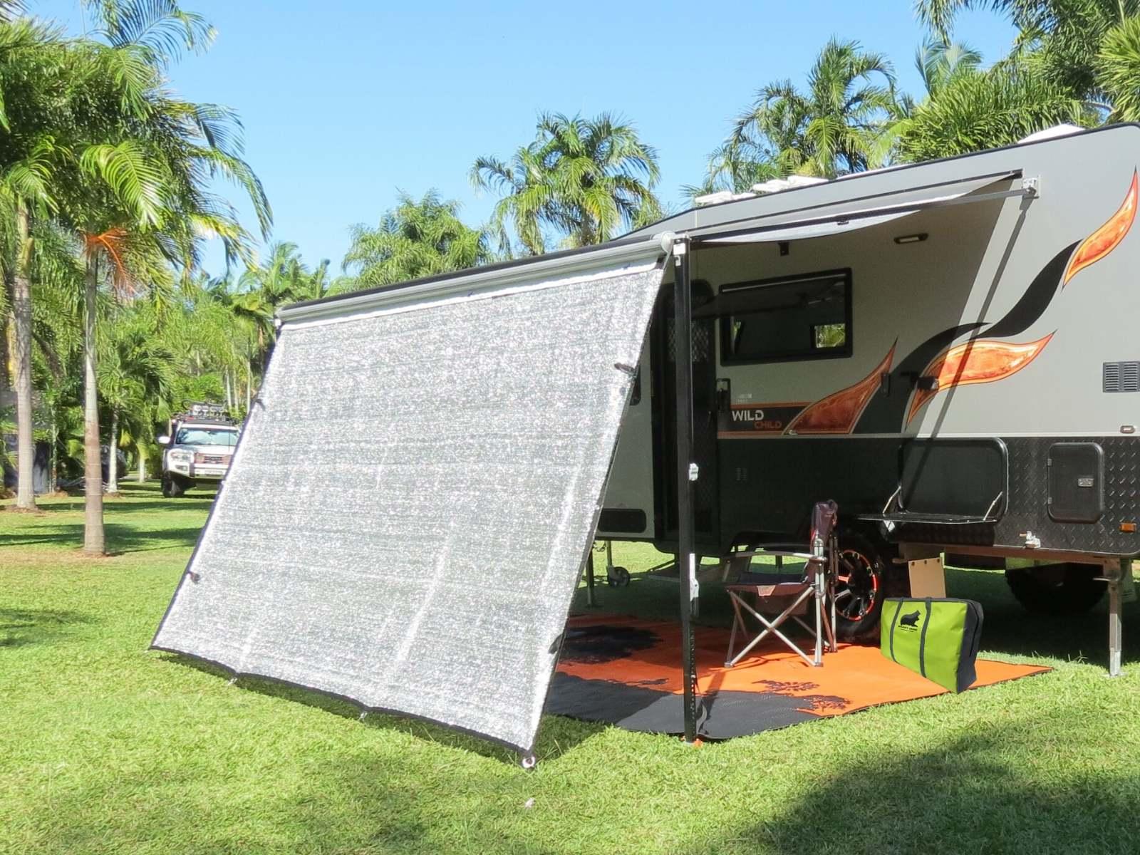 Caravan Awning shade