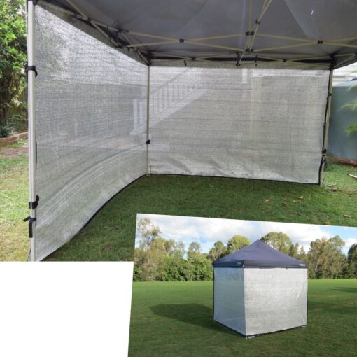 Shade & Privacy screen to keep your gazebo cool